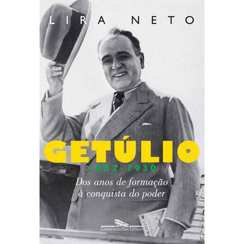Getulio - Vol.01 - 1882-1930