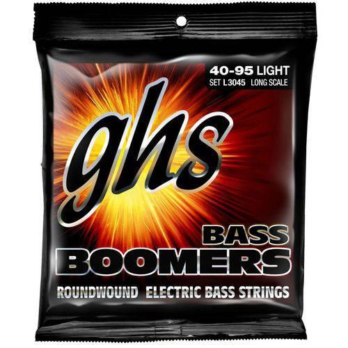 Ghs - Encordoamento para Baixo Bass Boomers® L3045