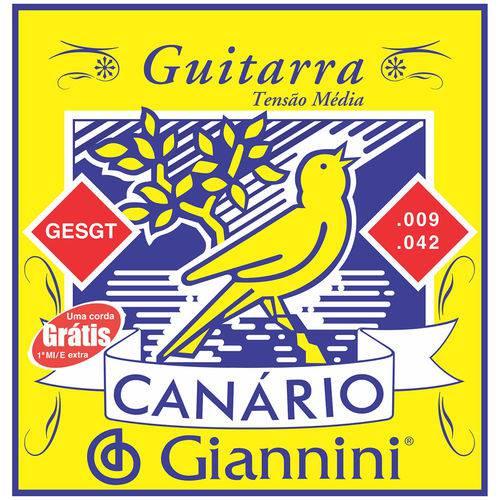 Giannini Corda Guitarra Gesgt 0.009 Super Leve