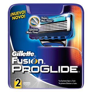 Gillette Fusion Proglide Recarga Gillette - Cartucho de Recarga 2 Un