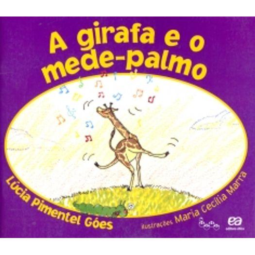 Girafa e o Mede Palmo, a