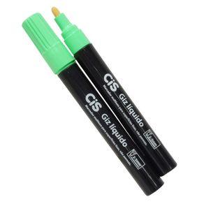 Giz Líquido Verde Neon Cis