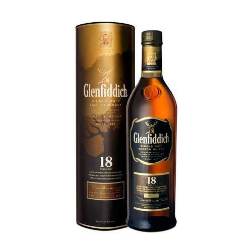 Glenfiddich 18 Anos 750 Ml