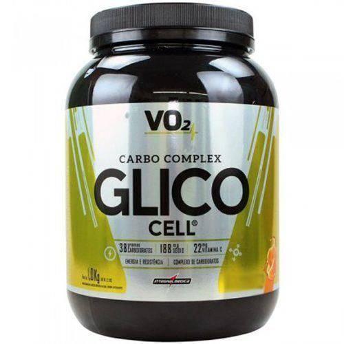 Glico Cell Carbo Complex - 1000g Guaraná - Integralmédica