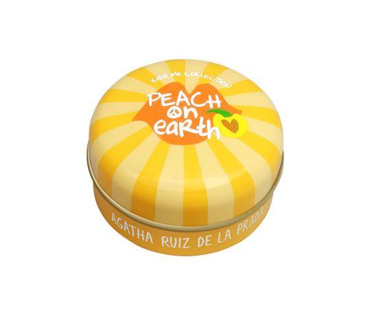 Gloss Labial Agatha Ruiz de La Prada - Peach On Earth Kiss me Collection Lip Balm 15 Gr
