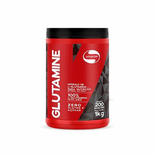 Glutamina Glutamine - Vitafor - 1000g