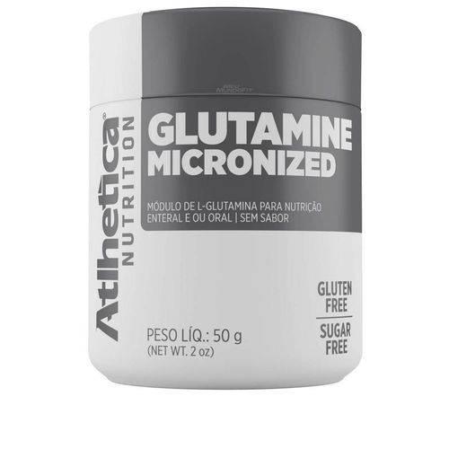 Glutamina Micronizada 50g Atlhetica