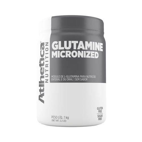 GLUTAMINA MICRONIZADA ATLHETICA 1kg