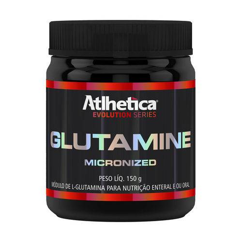 Glutamina Micronized (150g) - Evolution Series - Atlhetica