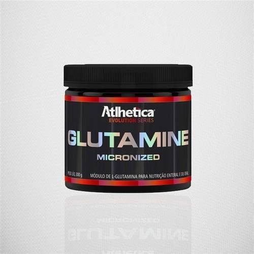 Glutamina Micronized - Atlhetica Evolution Series - 300g