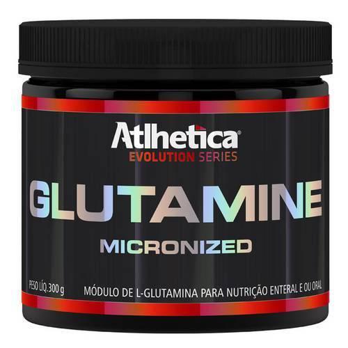 Glutamine Micronized 300g - Atlhetica Nutrition