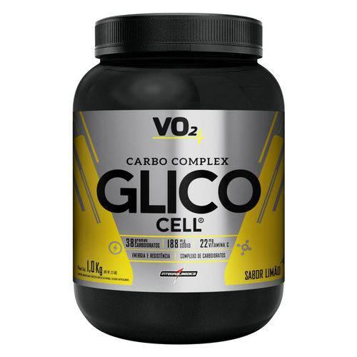 Glyco Cell Integralmédica VO2 - Limão - 1Kg