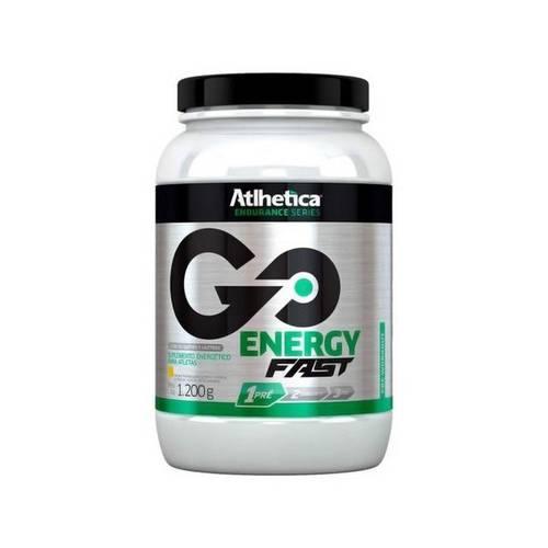 Go Energy Fast - Atlhetica-Limão