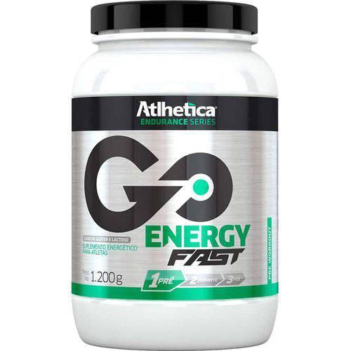 Go Energy Fast Endurance Series 1200g - Atlhetica