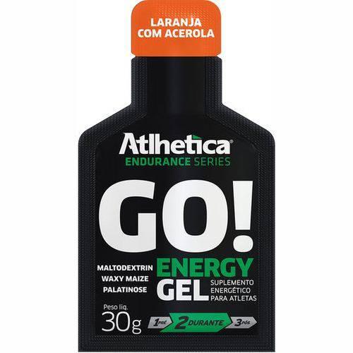 Go Energy Gel 30g (10 Sachês) - Atlhetica Nutrition