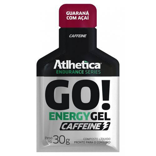 Go Energy Gel Caffeine - 10 Saches/30g