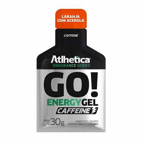 Go Energy Gel Caffeine (10 Sachês de 30g) Atlhetica Endurance