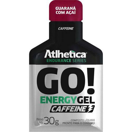 Go Energy Gel Caffeine 10sacx30g - Atlhetica Nutrition