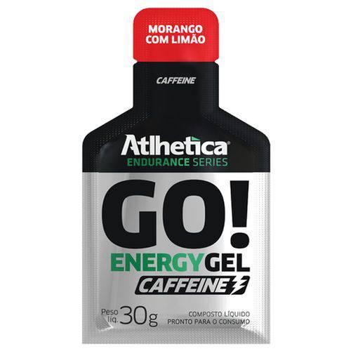 Go! Energy Gel Caffeine (saches) - Atlhetica
