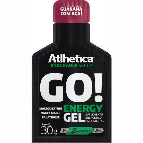 Go Energy Gel - Guarana com Acai - 30G - Atlhetica