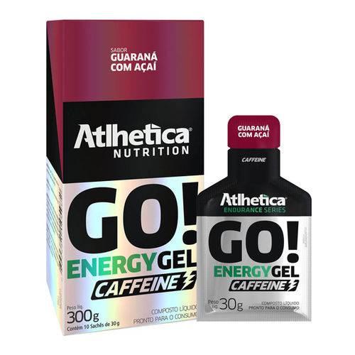 Go Energy Gel Guarana com Acai/Caffeine 30G Atlhetica
