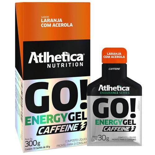 Go Energy Gel - Laranja com Acerola - 30G - Atlhetica