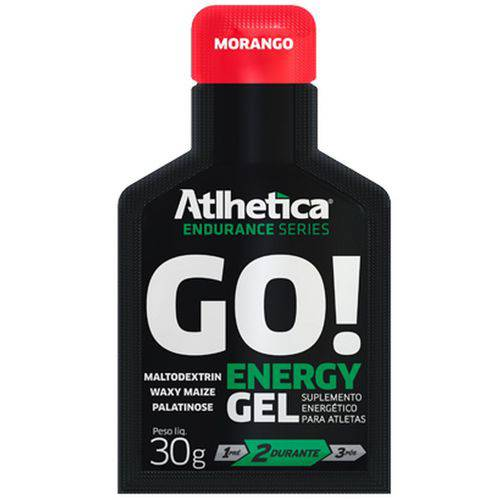 Go! Energy Gel (sachê) - Atlhetica