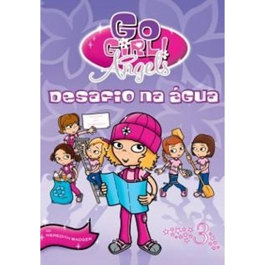 Go Girl Angels 3 - Desafio na Agua - Fundamento