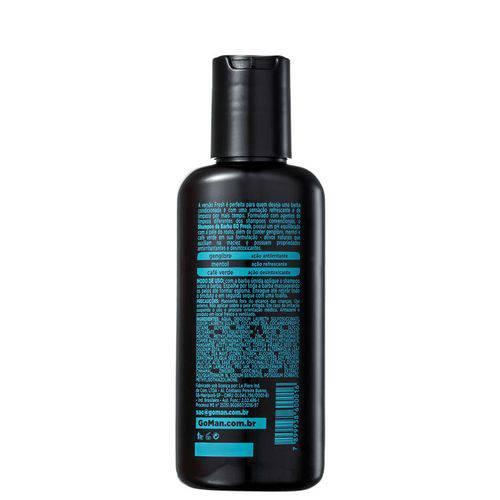 Go Man Fresh - Shampoo para Barba 140ml