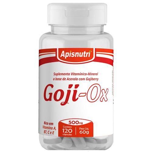 Goji-OX Acerola com Goji 120 Caps 500mg