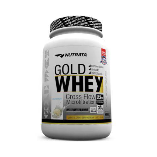 Gold Whey - Chocolate - 900 Gr