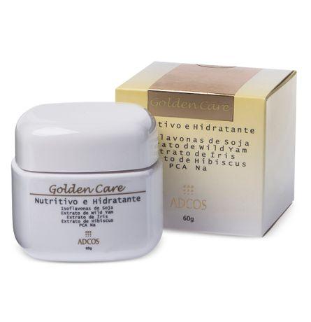 Golden Care Creme Nutritivo e Hidratante Facial 60g
