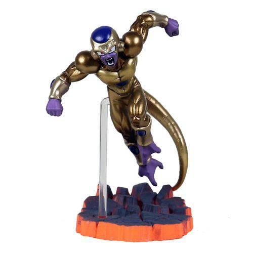 Golden Freeza - Dragonball Scultures Banpresto