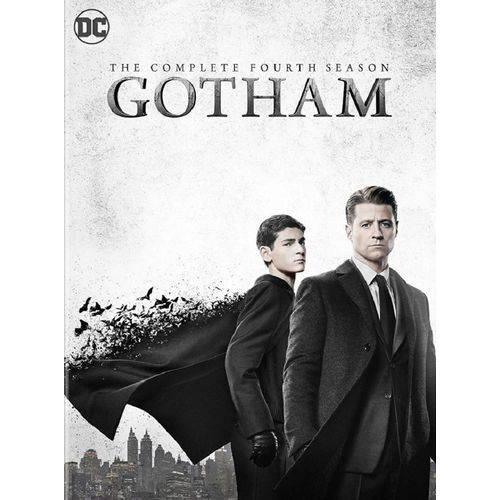 Gotham - 4º Temporada Completa (DVD)