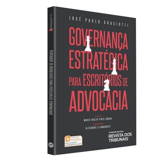 Governanca Estrategica para Escritorios de Advocacia - Rt