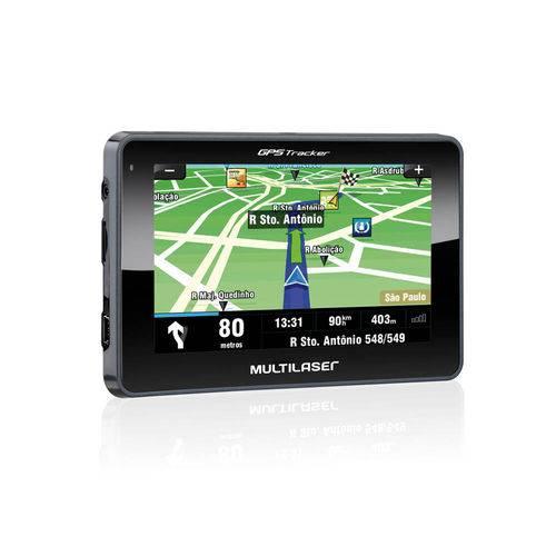 GPS Automotivo com TV Tela 4.3 Polegadas GP034 - Multilaser