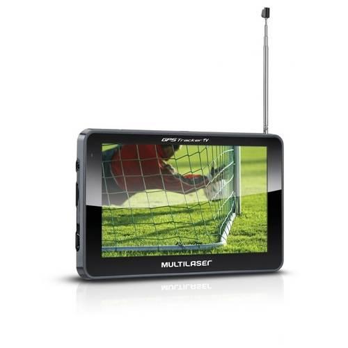 Gps Tracker Iii 5 C/ Tvfm -Multilaser Gp036