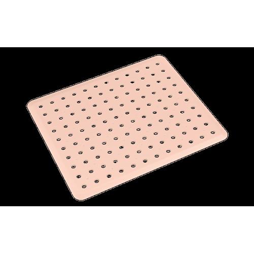 Grade de Pia Basic 32,8 X 27,8 X 0,3 Cm Rosa Blush Coza