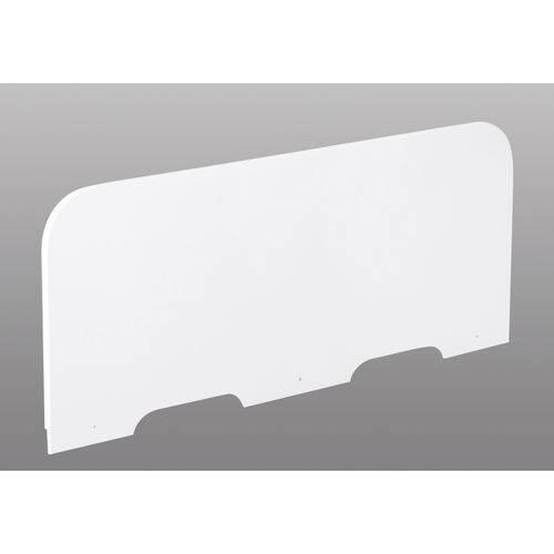 Grade de Proteção para Cama Branco - Vitamov