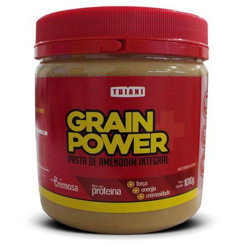 Grain Power Cremosa 1kg - Pasta de Amendoim