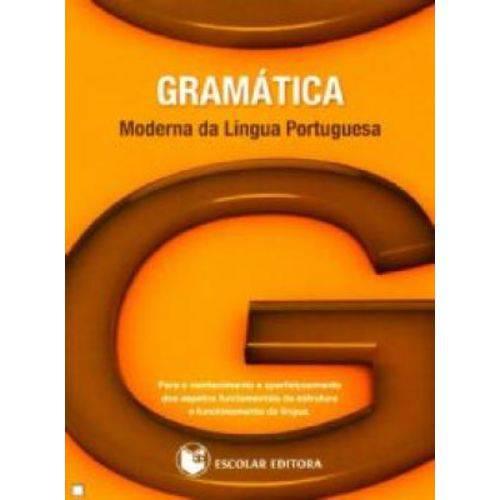 Gramatica Moderna da Lingua Portuguesa