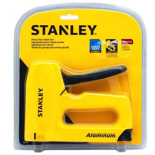 Grampeador Portatil Profissional Sharpshooter Tr150 Stanley