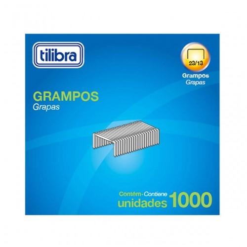 Grampo 23/13 40-90 Folhas Galvanizado 1000 Unidades 289124
