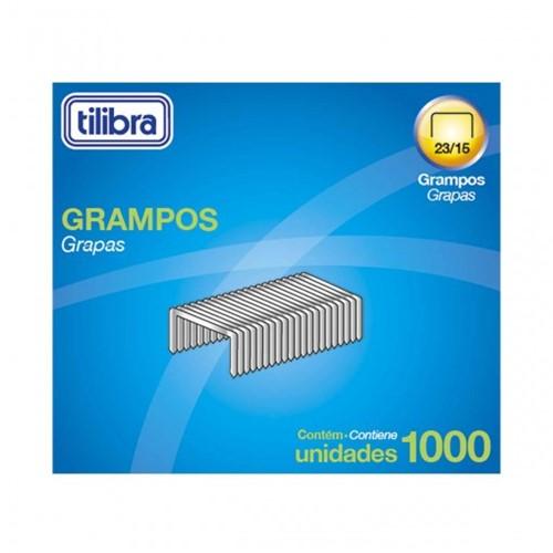 Grampo 23/15 75-120 Folhas Galvanizado 1000 Unidades 289132