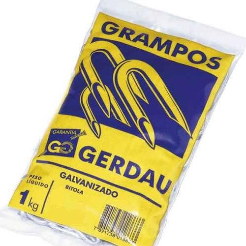 Grampo para Cerca 01 X 09 Mm - 1 Kg - Gerdau Aços Longos