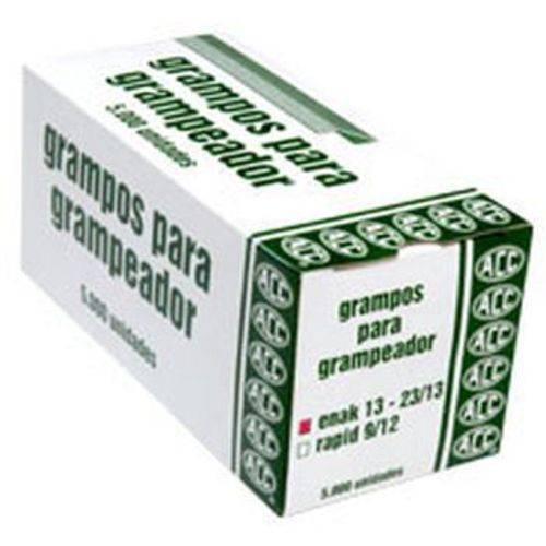Grampo para Grampeador 23/13 Galvanizado 5000 Grampos Acc Caixa