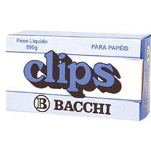 Grampo para Grampeador 26/6 Galvanizado 5000 Grampos Bacchi Caixa