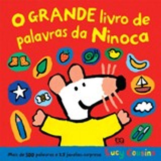 Grande Livro de Palavras da Ninoca, o