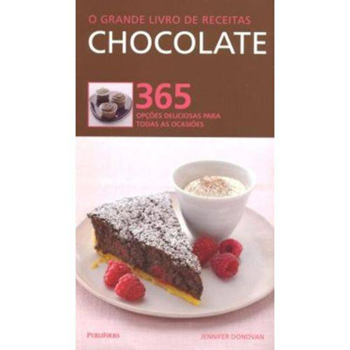 Grande Livro de Receitas - Chocolate