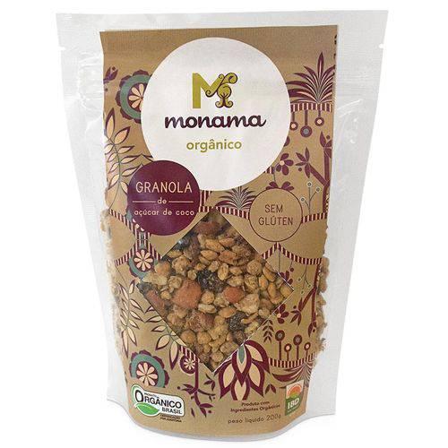 Granola Açúcar de Coco 200g - Monama